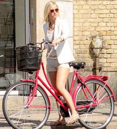 Cycle Chic auf fahrradschmid