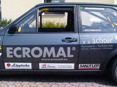 Neue Sponsoren ECROMAL Reifen Reese