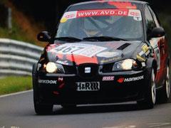 Seat Ibiza Cupra Cup Rundstrecke rpt Motorsport