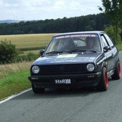 rpt-Motorsport Polo beim Weser-Bergpreis 2012 Höxter