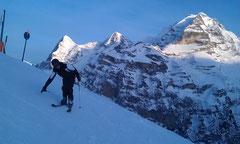 Eiger, Möch & Jungfrau