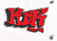 Das Logo KDK