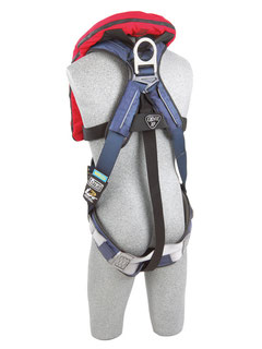 ExoFit XP Flotation Harness (back)