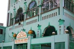 Al Rahman mosque Ho Chi Minh Vietnam