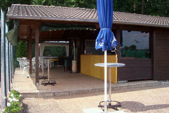 Unser Tennisheim