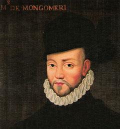 Gabriel-Lorges-Montgomery par Anonyme, Bibliothèque de la Société de l'histoire du protestantisme français. (Source : Sous licence Domaine public via Wikimedia Commons - http://bit.ly/1I4Qoga)