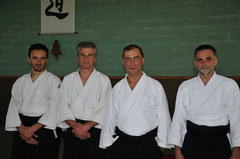 Christophe, Pierre, Robert Dalessandro et Darius
