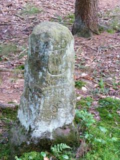 """Der """"Abgelöststein"""" - eine steinerne Urkunde"""