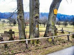 Sühnekreuze bei Waldmichelbach