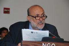 Carlo Petrini, presidente de Slow Food. © Foto: Jorge Agurto / Servindi