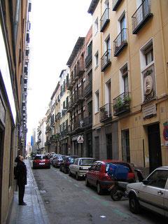 Casa de Miguel de Cervantes en Madrid. (CC) Pablo Sánchez
