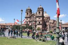 Plaza de Armas de Cuzco / © javidmgz