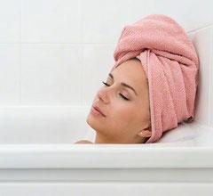 全身浴半身浴入浴効果