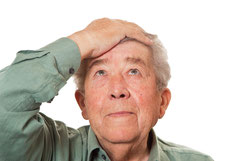 Prothesen - vor allem im Unterkiefer - verursachen oft schmerzhafte Druckstellen und man muss immer wieder zum Zahnarzt.