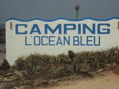 Camping l'océan Bleu