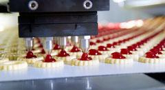 Bäckereibetriebe und Backwarenproduktion -  flour confectionery and cake factories-   biscuiteries, producteurs de produits sucrés et du chocolat