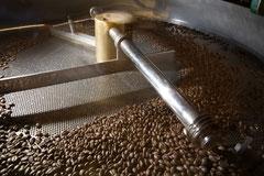 Kaffeerösterei - coffee roasting plant - usine de torréfaction de café