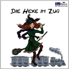 CD-Cover, Hexe im Zug