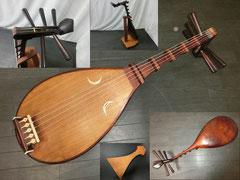 琵琶買取専門 薩摩琵琶 筑前琵琶 平家 専門で買取いたします。高価買取