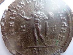Goldmedaille mit Sonnengott (nach 317)
