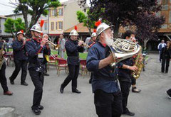 Mirepoix- festival des Bandas en mai