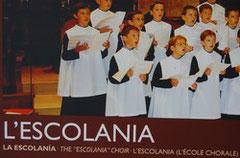 les petits chanteurs du Monastère de Montserrat