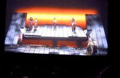Rheingold/Wagner au metropolitan opera de New-York transmis au ciné à Carcassonne