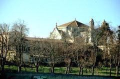Le monastère de Prouilhe / Aude