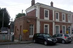 Gare d'Ailly sur Noye - Les noisetiers chambres d'hôtes au coeur du Val de Noye