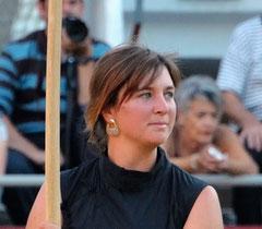Emilie, Mont de Marsan 2011.