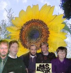 Mitglieder der Münsteraner Autorengruppe MS-Lyrik