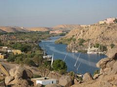Le Nil vu de Sehel