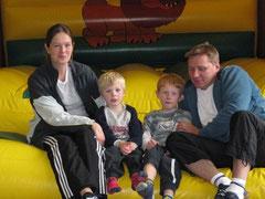 Familie Jörg Grabenkamp / Hüpfburgverleih