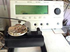 時計修理 時間調整