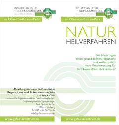 Infomaterial zum Thema Naturheilkunde zum Herunterladen.