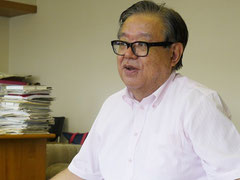 村井 純先生