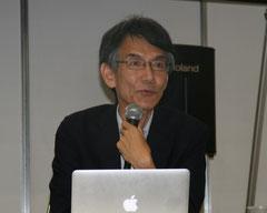 武沢 護先生