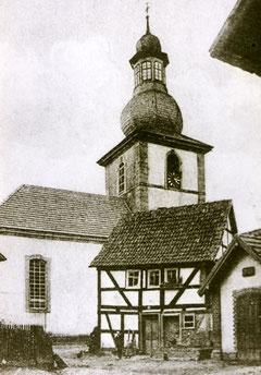 """""""Badloch"""" – um 1954 abgerissen"""