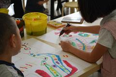 くうそうかいぼうがく(広島編) 2012 広島市現代美術館でのワークショップ courtesy of the artist and MISAKO & ROSEN