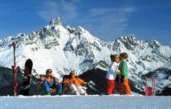 Osterfamilienaktion, Ski amadé, Radstaddt, Unterkunft