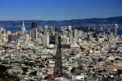 (写真3)ツインピークスからの眺望