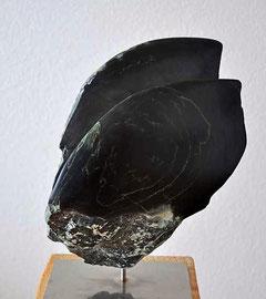 Schmetterling Speckstein Skulptur