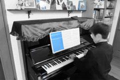 安心してくださいピアノもヴァィオリンもやめません