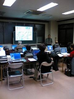 亀有5丁目西町会パソコンクラブ出前教室