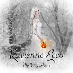 Ravienne Art Model - Ravienne Ecco Sängerin, Cover, My Way Home, Musik, CD, Fantasy