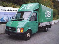 """VW LT als Gebrauchtfahrzeug mit Hebebühne  """"den müssen wir haben !"""""""