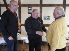 Dieter, Bubi und Bernhard