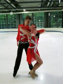 Alles neu in der Saison 2013/14 : Kathi und Sevan
