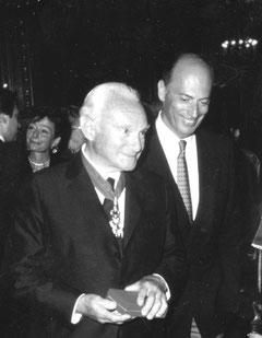 André Hambourg et Robert Parienté