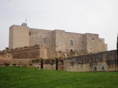 Die Suda von Lleida - Schauplatz der Hochzeit der Prinzessin Petronila von Aragon und des Grafen Ramon Berenguer von Barcelona